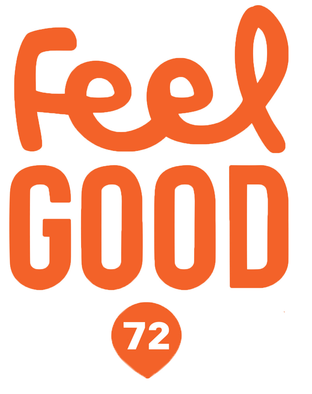 logo FEEL GOOD 72_orange